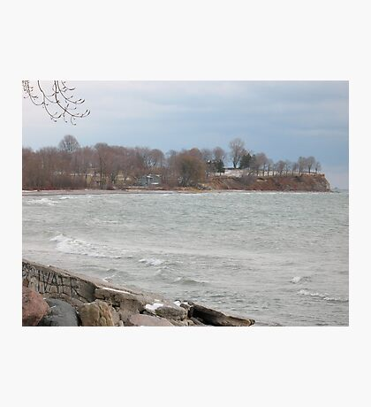 Oshawa Shores Photographic Print
