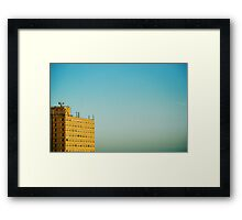 There Is Weakness In Perfect Clarity Framed Print