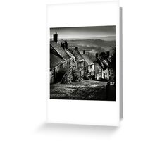 Old England.. Greeting Card