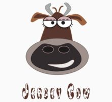 Jersey Cow Kids Clothes
