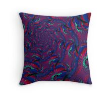 Spacetime One Throw Pillow