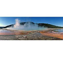 Prismatic Spring Photographic Print