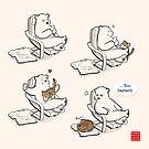 Cruel Little Monster by Panda And Polar Bear