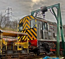 Shunter 2 by Dave Warren