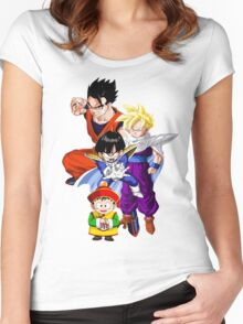 Gohan Women's Fitted Scoop T-Shirt