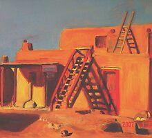 Taos Pueblo by ralphvog