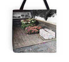 A working truck Tote Bag