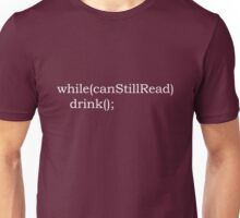 Can you still read...? Unisex T-Shirt