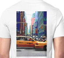 NYC Taxis Unisex T-Shirt