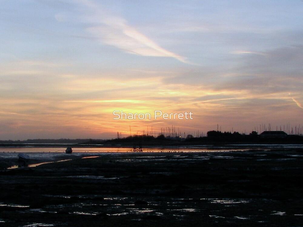 Sunrise (1) 25-11-07 by Sharon Perrett
