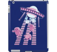 Up, Up and Away... (Doctor Who) iPad Case/Skin