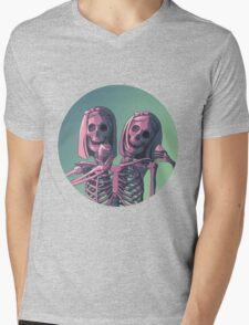 Siamese Twins  Mens V-Neck T-Shirt