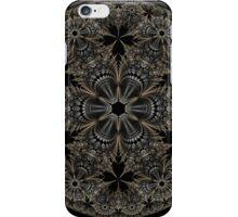 Metallic Lace I iPhone Case/Skin