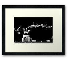 """The Sentry"" Framed Print"