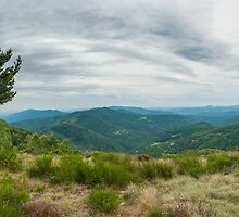 GR7 Trail, Cevennes by Steven House