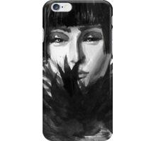 Classy Asian Girl iPhone Case/Skin