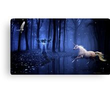 C.E. Enchanted Forest Canvas Print