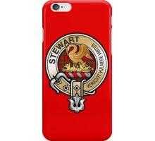 Stewart Clan Crest iPhone Case/Skin