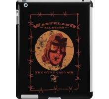 WAS - The Gyro Captain iPad Case/Skin