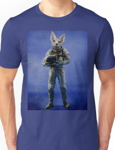 Look into the distance Unisex T-Shirt