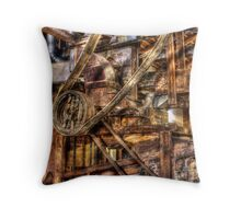 The Thing-a-ma-Jig Throw Pillow