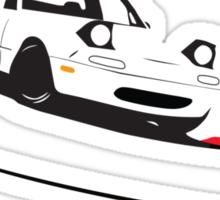Mazda Miata (MX-5)  Sticker