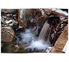 Natural Dam  Poster