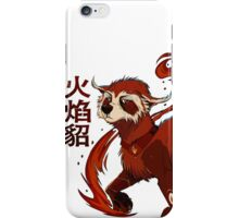 Fire Ferrets!  iPhone Case/Skin