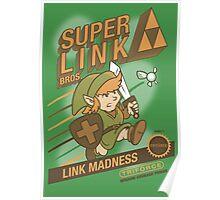 Super Link Bros. Poster