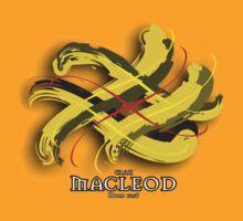 MacLeod Tartan Twist T-Shirt