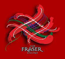 Fraser Tartan Twist by eyemac24