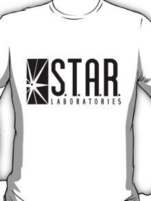 STAR Laboratories - reverse T-Shirt