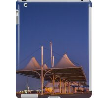 blue hour iPad Case/Skin