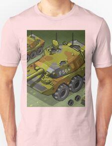Isometric Tank Two Version T-Shirt