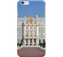 The Catherine Palace is the Baroque style, Tsarskoye Selo (Pushkin). iPhone Case/Skin