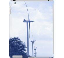 Wind energie. Toned. iPad Case/Skin