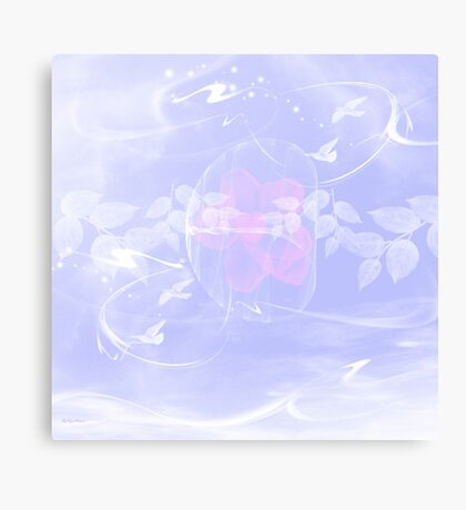 The Gift-ABSTRACT+ Art + Products Design  Canvas Print