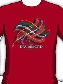 Drummond Tartan Twist T-Shirt