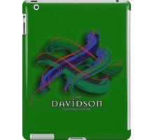 Davidson Tartan Twist iPad Case/Skin