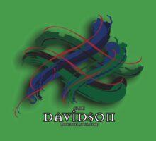 Davidson Tartan Twist T-Shirt