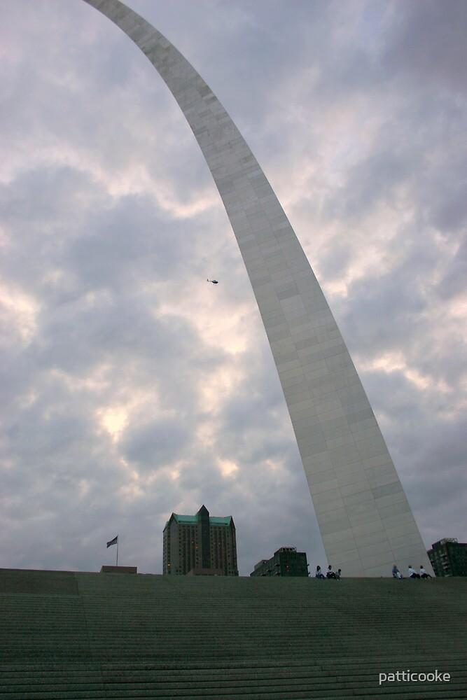 St. Louis Arch by patticooke