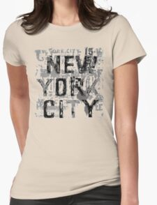 NYC paint chip by Tai's Tees T-Shirt