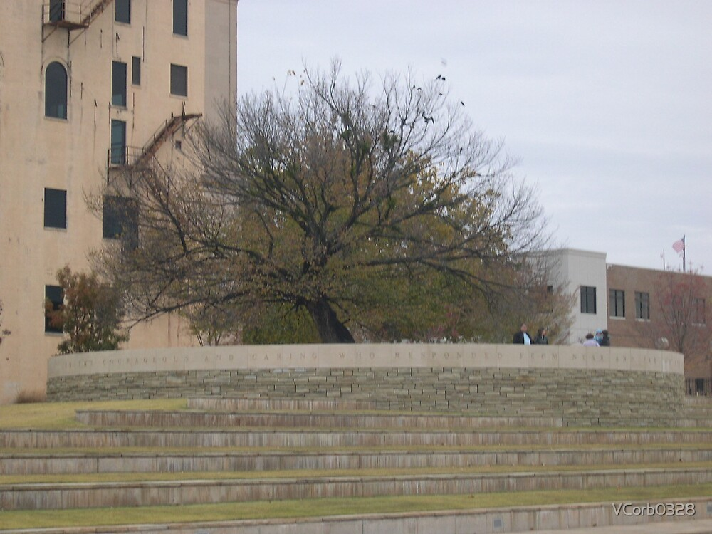 The only surviving tree from the OKC bombing by VCorb0328