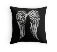Wings of Dixon Throw Pillow