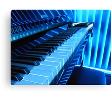 All Blues Canvas Print