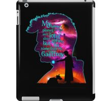 My Home Planet - Colour iPad Case/Skin