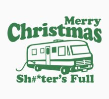 Merry Christmas, The Shitters Full by HolidaySwaggC