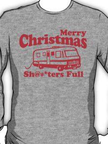 Merry Christmas, The Shitters Full T-Shirt
