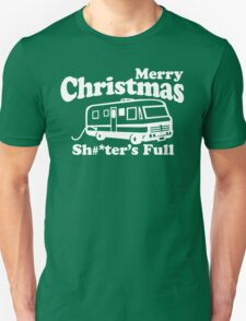Merry Christmas, The Shitters Full T-Shirt