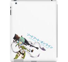 Sword Art Online- Sinon iPad Case/Skin